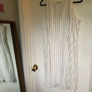 Target a new day striped dress new with tags xxl